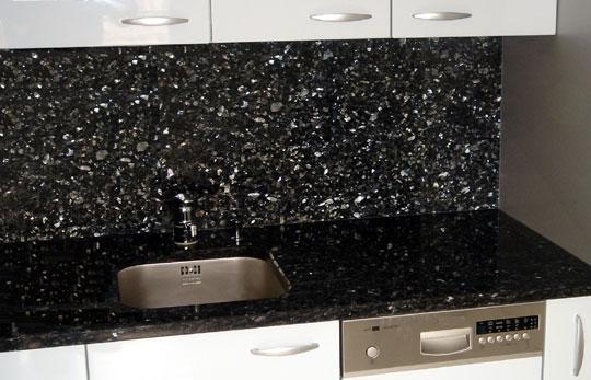 credence granit noir top fantastique credence granit credence avec granit noir with credence. Black Bedroom Furniture Sets. Home Design Ideas