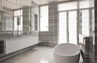 Salle de bains en granit Striato